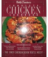 Betty Crocker Complete Chicken Cookbook Hardcov... - $3.00