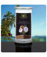 ISLAND COCONUT - JEWELRY IN CANDLES  - $32.00