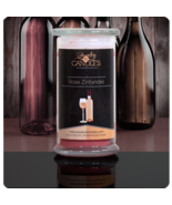 ROSE ZINFANDEL - JEWELRY IN CANDLES  - $32.00