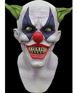 Adult Latex Giggles the Creepy Clown Deluxe Hal... - $69.29