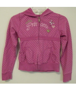 Girls Disney Princess Pink with Pink Dots Long ... - $10.00