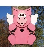 When Pigs Fly Birdhouse - $45.00