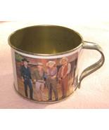 Bonanza Tin Cup, Ponderosa, Nevada, Cartwrights - $5.00