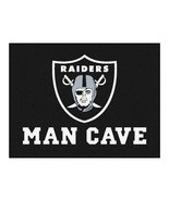 Oakland Raiders 34-by-44.5 inch Man Cave All-St... - $64.99