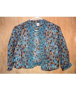 Lovely Lady's Colorful Dress Jacket - $8.99