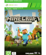 Minecraft: Xbox 360 Edition game Full download ... - $24.90