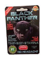 Black Panther Triple Maximum Male Enhancement S... - $24.99