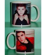 Justin Bieber 2 Photo Designer Collectible Mug 02 - $14.95