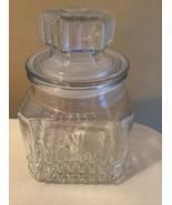 Koeze Koeze's Apothecary Candy Storage Clear Gl... - $6.00