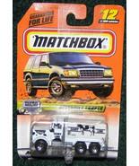 Matchbox 1999 #12 Highwat Hauler Dairy Line Pet... - $18.99