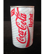 1988 Vintage German Coca Cola Light Coke Tin Ca... - $10.88