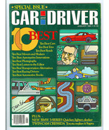 January 1983 CAR & DRIVER MAGAZINE BMW 3 Series... - $11.87