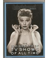 100 Greatest TV Shows Book (1998) - $5.97