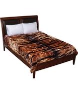Wyndham House™ Tiger Print Heavy Luxury Blanket - $77.97