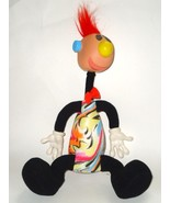Ertl Jibba Jabba Jibber Jabber Noise Making Doll Shake Red Hair - $28.50