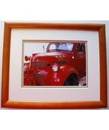 Hearst Castle Fire Engine by Barbara Snyder Pho... - $9.79