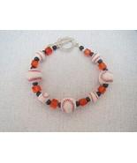Major League Ceramic Baseball Style Bracelets H... - $23.50