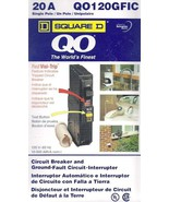 Square D QO120GFIC Ground Fault Circuit Breaker - $44.95