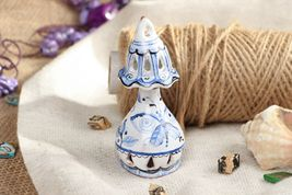 Painted ceramic bell - $35.16
