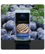 BLUEBERRY PIE - JEWELRY IN CANDLES  - $32.00