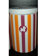 1 Happy Chic Tall Canister For Doggie Treats Li... - $27.91