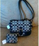 Coach Hadley Signature Field Bag 30601 + Signa... - $199.99