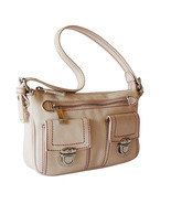 Authentic Marc Jacobs Cammie Pink Calfskin Bagu... - $75.00