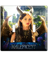 YOUNG MALEFICENT W HORNS WINGS LIGHT DOUBLE WAL... - $11.99