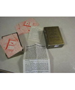 Antique  Bible Characters card ggame, original... - $19.99