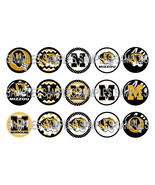 Missouri Tigers MIZZOU 1