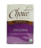 Oolong (6x16 Bag) - $49.95