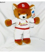 St. Louis Cardinals Stuffed Plush Bear Figure - $13.99