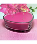 Freesia Heart Container Candle - $12.50
