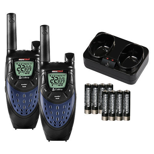 Walkie talkie 30 mile range