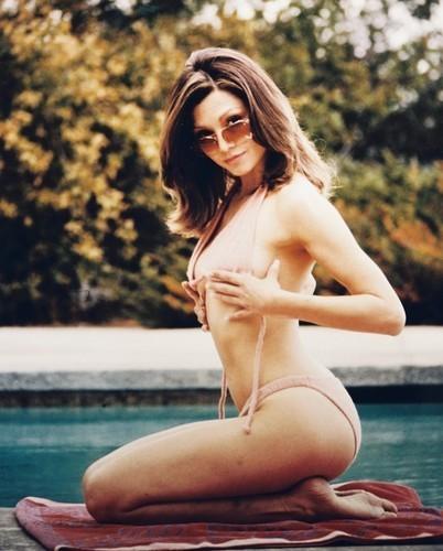 Victoria Principal MMBR Dallas Bikini TV Vintage 8 X 10