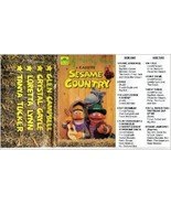 Sesame Street Country Audio Cassette - $8.99