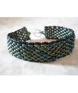 SOLD!! Bracelet: Handwoven