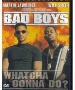 Bad Boys - Lawrence, Smith - DVD Special Editio... - $9.99
