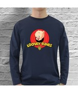 Looney Tunes Porky Pig Merchandise Long Sleeve ... - $21.70