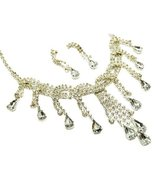 ACCESSORIESFOREVER Women Bridal Wedding Prom Fa... - $18.40