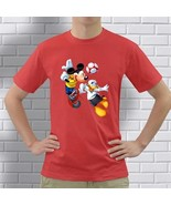 Mickey Mouse and Donald Duck Merchandise Men's ... - $17.80