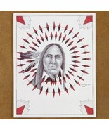 Limited Edition Native American Print by Navajo... - $49.97