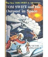 Tom Swift and His Outpost in Space (1955, Hardb... - $16.95