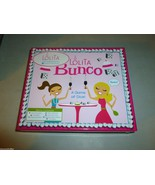 C.R. GIBSON LOLITA DELUXE BOXED BUNCO GAME - $14.99