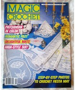 Magic Crochet -- Back Issue, August 1989, Numbe... - $5.00