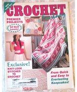Crochet Fantasy Magazine #67 -- Back Issue, May... - $5.00
