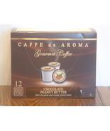 Lenier's Caffe De Aroma Choc Peanut Butter Sing... - $8.99