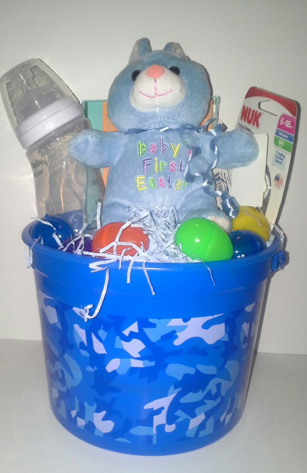 Baby Boy Gifts Nz : Easter themed baby shower tier diaper cake boy gift