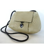 Sage Green Pagoda Purse Handmade Handbag Tapest... - $115.00