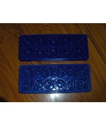 Disney Mickey Mouse Ice Cube Trays Blue Set of 2 - $14.00